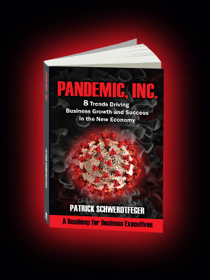 Pandemic, Inc. book
