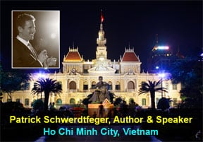 Top Motivational Speaker in Ho Chi Minh City, Vietnam
